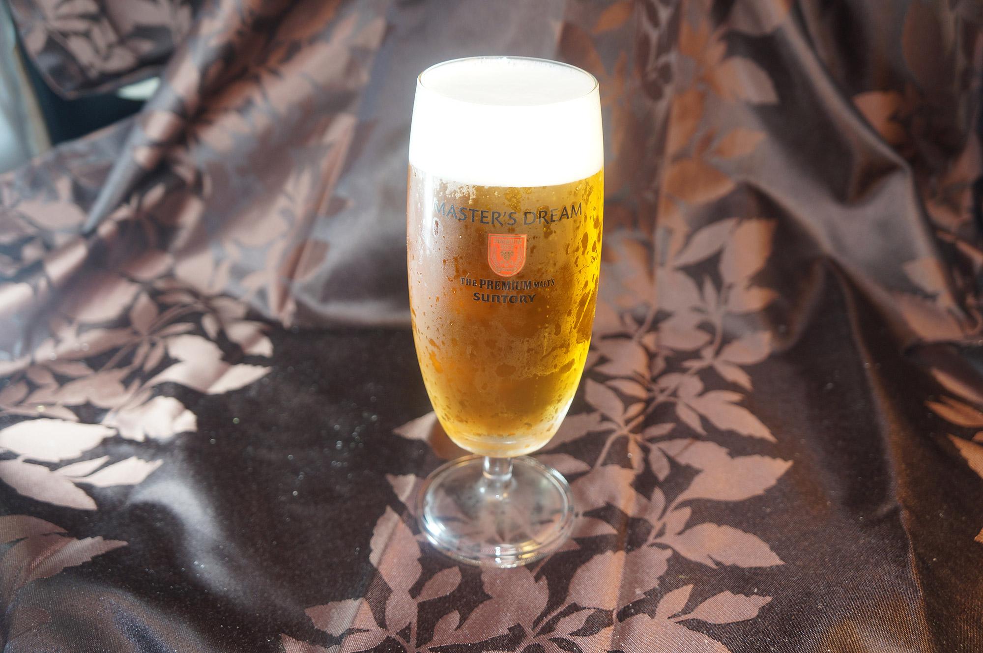 生ビール(サントリー)